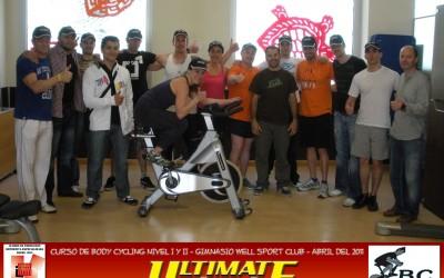 FOTO CURSO BODY CYCLING, ABRIL 2011