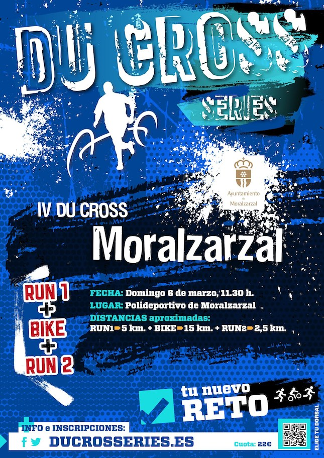 Cartel IV Du Cross Moralzarzal.1