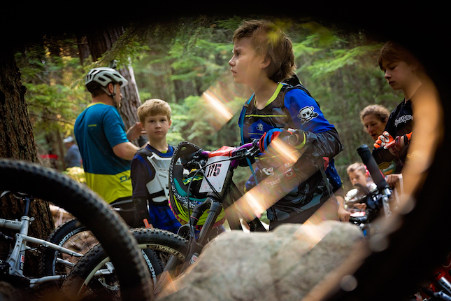 Kidsworx Enduro, August 11, 2017.  (Photo by clint trahan/clinttrahan.com)