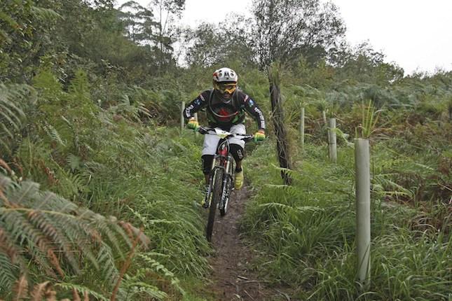 Jes£s Blanco, vencedor de M4007.1