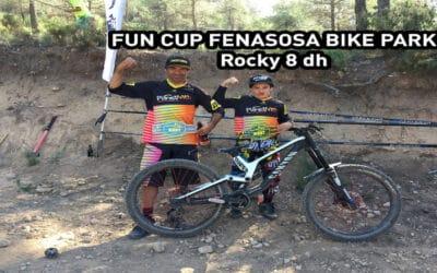 Fun Cup La Fenasosa 2ª prueba Rocky 8
