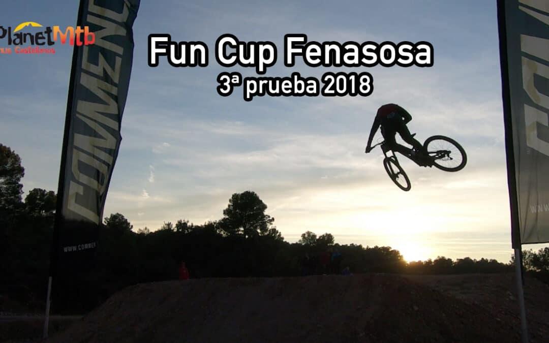 Fun Cup 3ª prueba La Fenasosa Bike Park