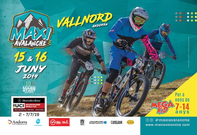 MaxiAvalanche Vallnord 2019, ¿quieres una inscripción GRATIS?