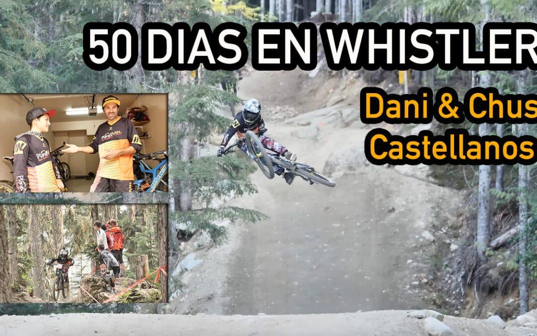 50 DÍAS EN WHISTLER ACCIÓN Y DIVERSIÓN