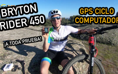 GPS BRYTON RIDER 450 ¡A TODA PRUEBA!