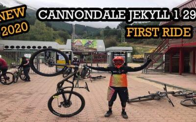 Nueva Cannondale Jekyll 2020, con Shimano XTR