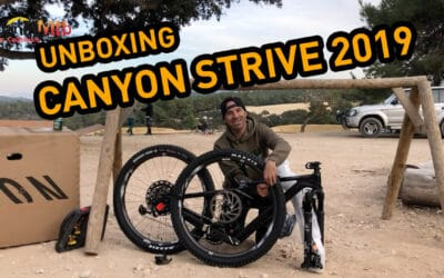 CANYON STRIVE CF 8.0 2019 – UNBOXING