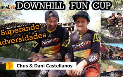 Superando adversidades en La Fenasosa Fun Cup