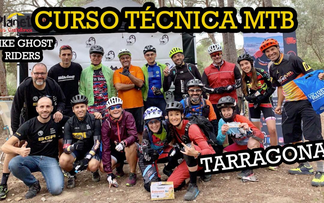 La técnica Mtb llega a Tarragona
