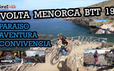 Volta Menorca Btt 2019, paraíso de acción y diversión