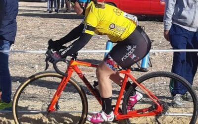 Sofía Rodríguez y Adrián Aranda, los más rápidos en el emblemático ciclocross de Camp de Mirra