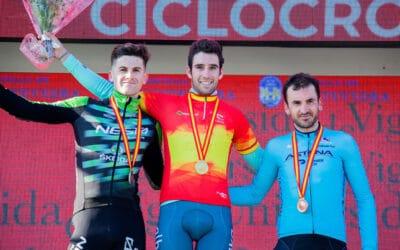 El ciclocross de la Comunidad Valenciana se lució en los Nacionales de Pontevedra con 10 medallas