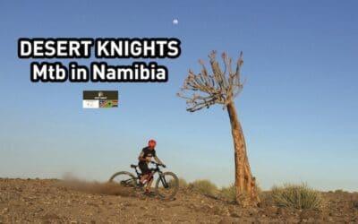 Namibia Desert Knights Mtb tour