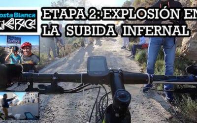 COSTA BLANCA BIKE RACE 2020: EXPLOSIÓN EN LA SUBIDA INFERNAL