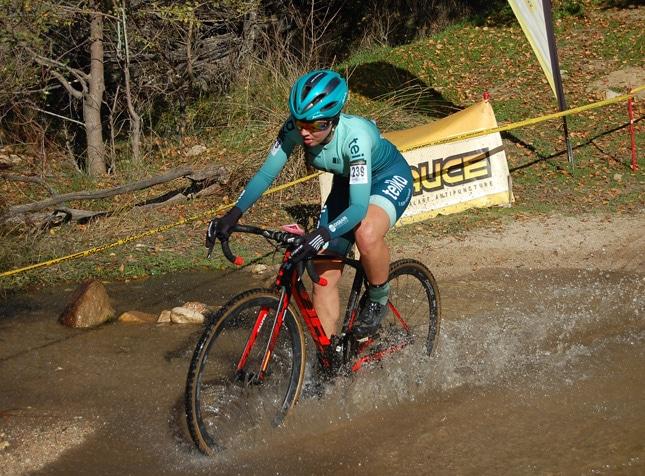 Excelente cosecha de podios para el ciclocross de la Comunidad Valenciana en la prueba nacional de Aldea del Fresno