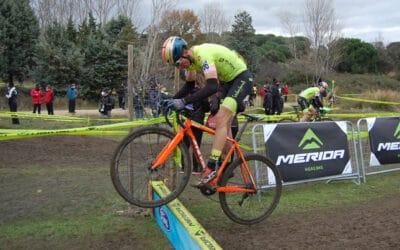 El ciclocross valenciano se luce en los Campeonatos regionales de Madrid y de Murcia