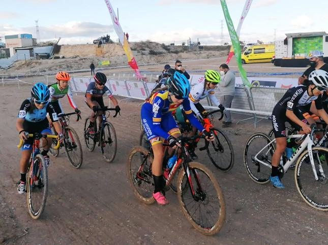 Magnífico bagaje valenciano en el ciclocross nacional de Las Torres de Cotillas