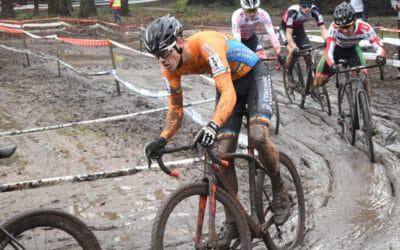 Cuatro podios para la Selección de la Comunidad Valenciana en los Nacionales de ciclocross de Torrelavega