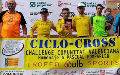 Se consolidaron en el VIII Ciclocross de Aiacor los lideratos en la Challenge de Sara Bonillo y Adrián Aranda